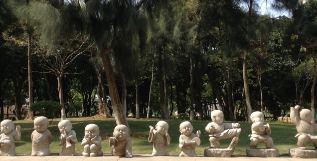 China, public art