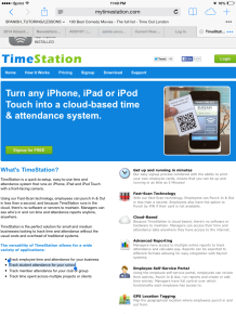 time-station