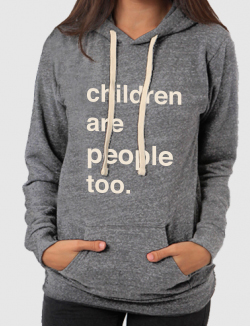 Children are people too