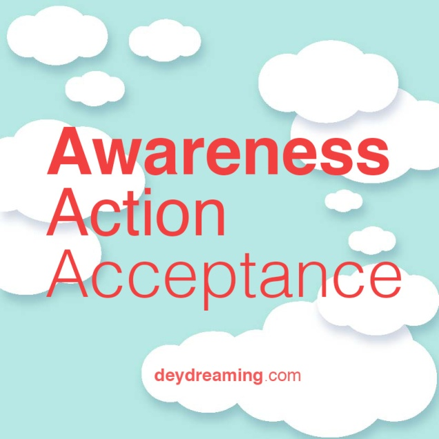 Awareness Action Acceptance