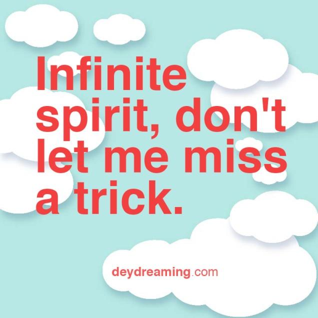 Infinite spirit