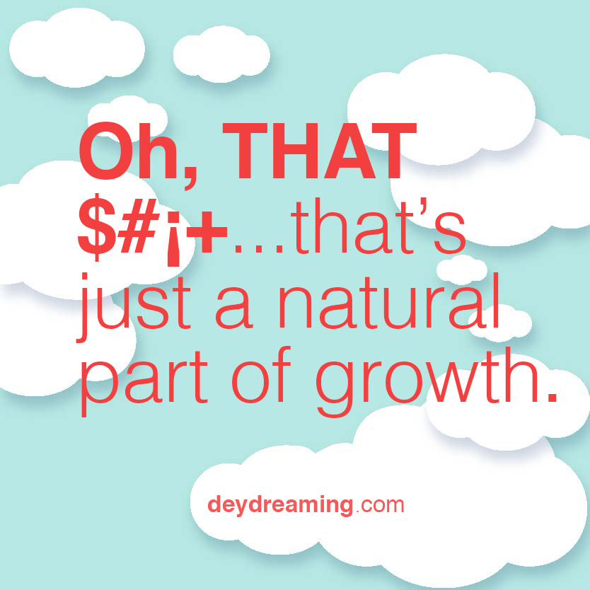 thats just a natural part of growth