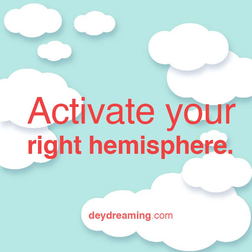 activateyourrighthemisphere