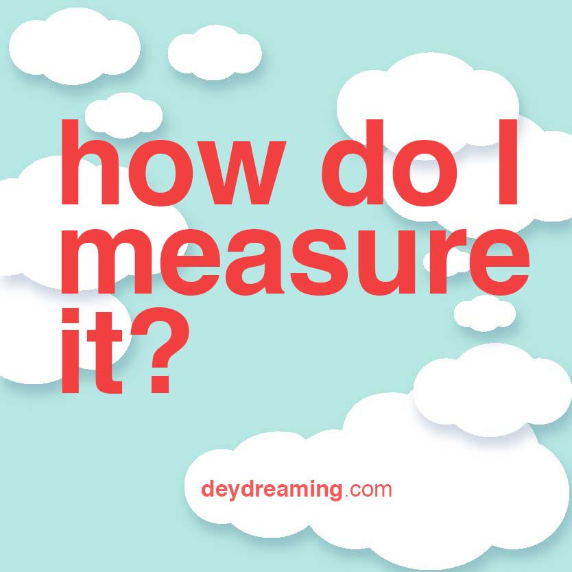 how do I measure it