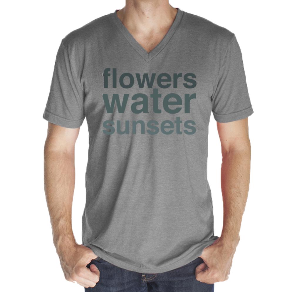 Flowers_Water_Sunsets-14x18--royal-apparel--deydreaming tshirt