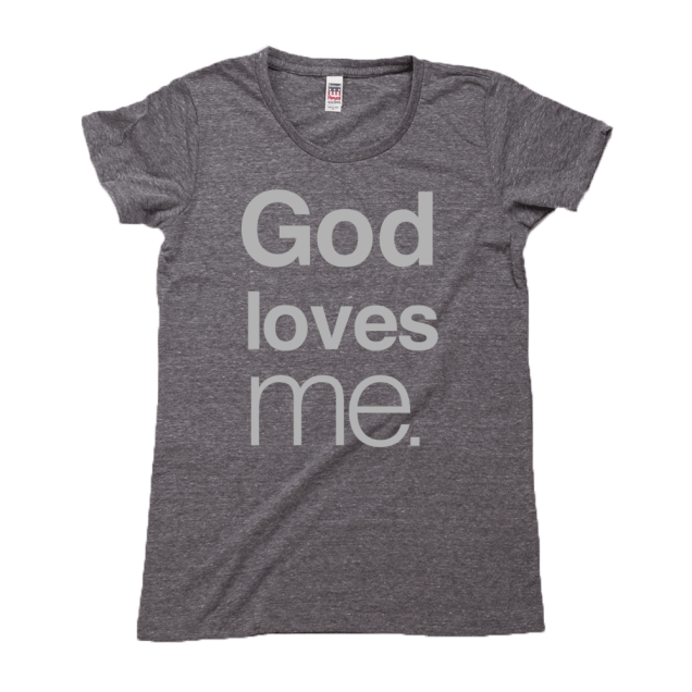 God_loves_me--royal-apparel--deydreaming tshirt