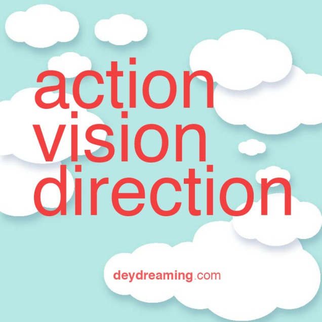 action vision direction