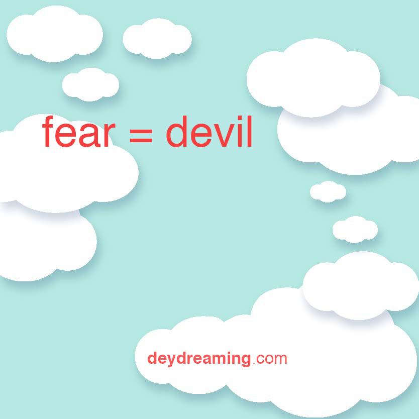 devil-equal-fear