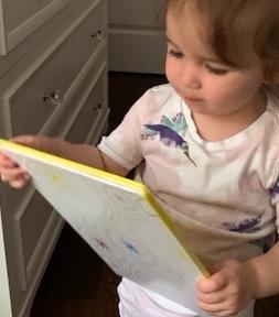 adorable-child-reading-Wonderful-You-Are-by-deyani-deydreaming